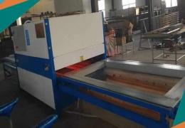 борудование для полимерного декорирования металлических рама дверей