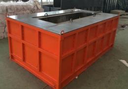 Технолония на поставку Ванны горячего цинкования с системой электронагрева