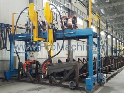 Оборудование и технология цеха металлоконструкций